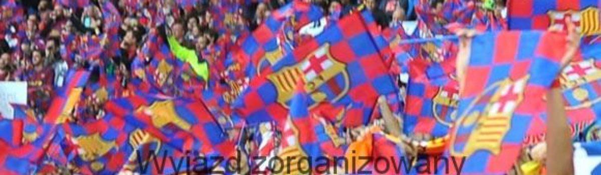 La Liga: Barcelona na Camp Nou od 370 zł ! (Loty + bilet na mecz)