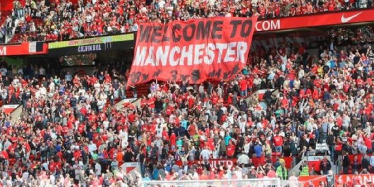 Premier League: Manchester United – Crystal Palace od ok. 595zł ! (przelot/przejazd+bilet na mecz)