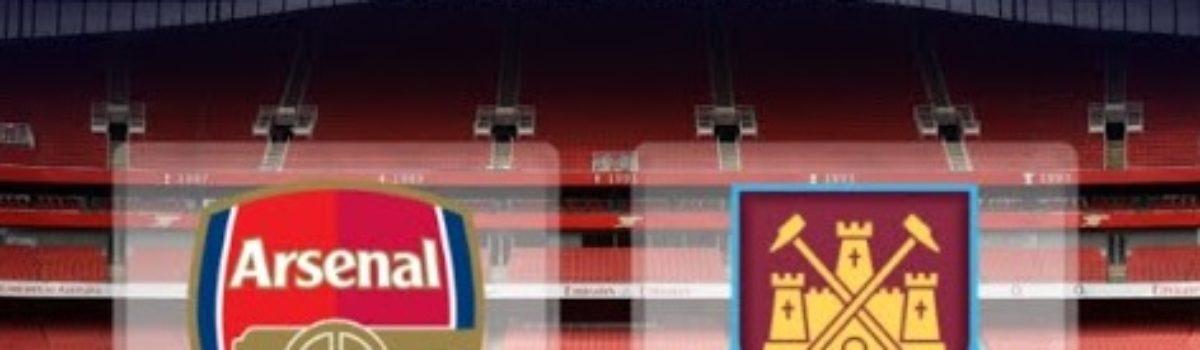 Premier League: Arsenal-WHU już od 698zł ! (przelot/przejazd + bilet na mecz)