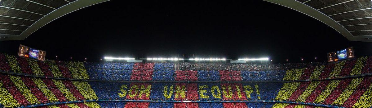 La Liga: FC Barcelona-Real Sociedad od 1175 zł! (przelot+bilet na mecz+nocleg)