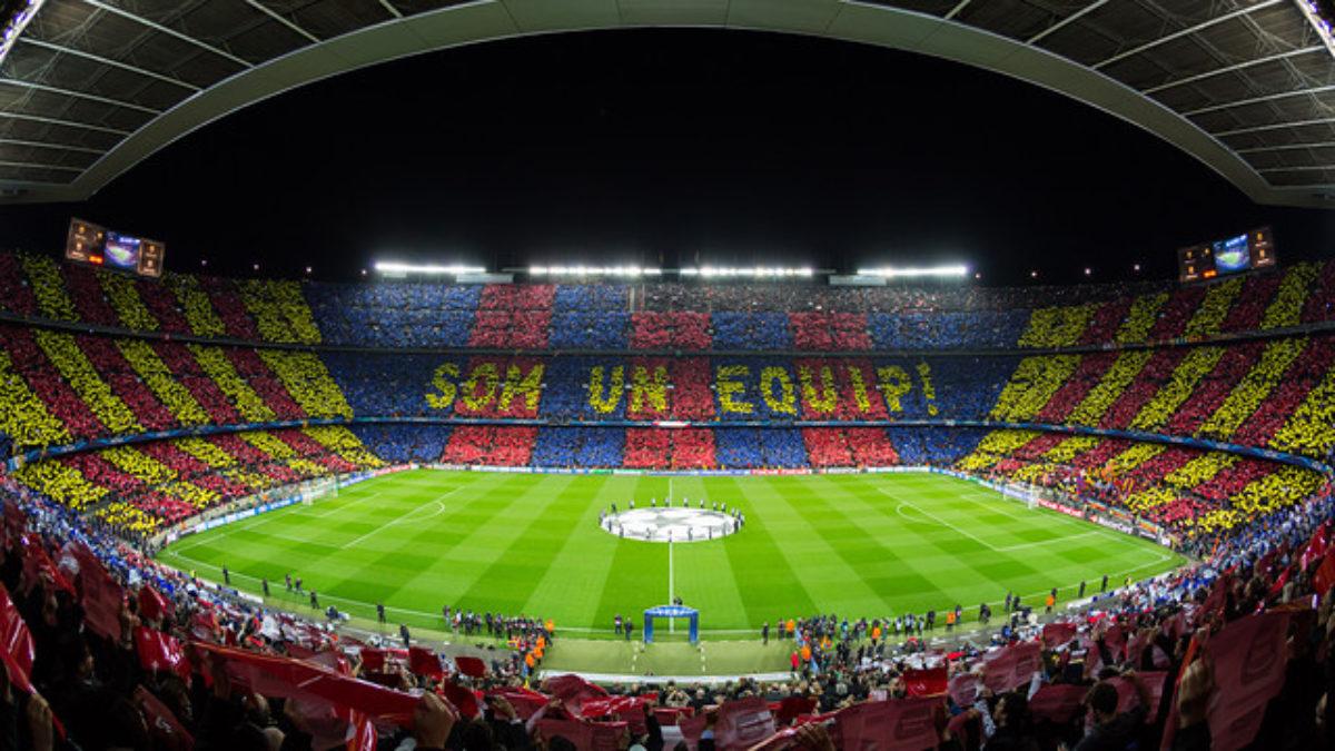 La Liga: FC Barcelona- Levante UD już 1317 od zł! (transport+bilet na mecz+nocleg)