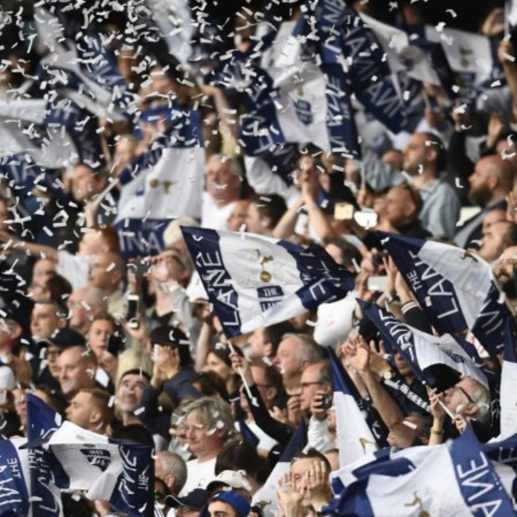 Mecz Tottenhamu od 17,5 EUR!