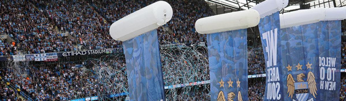 Premier League: Manchester City-Arsenal FC już od 1043 zł! (przelot+bilet na mecz+nocleg)