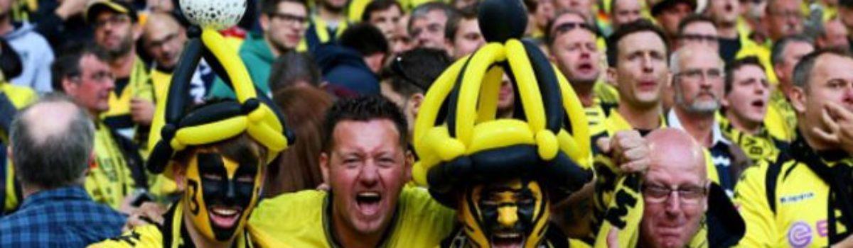 Bundesliga: Borussia Dortmund-FC Augsburg już od 393 zł (przelot+bilet na mecz+nocleg)