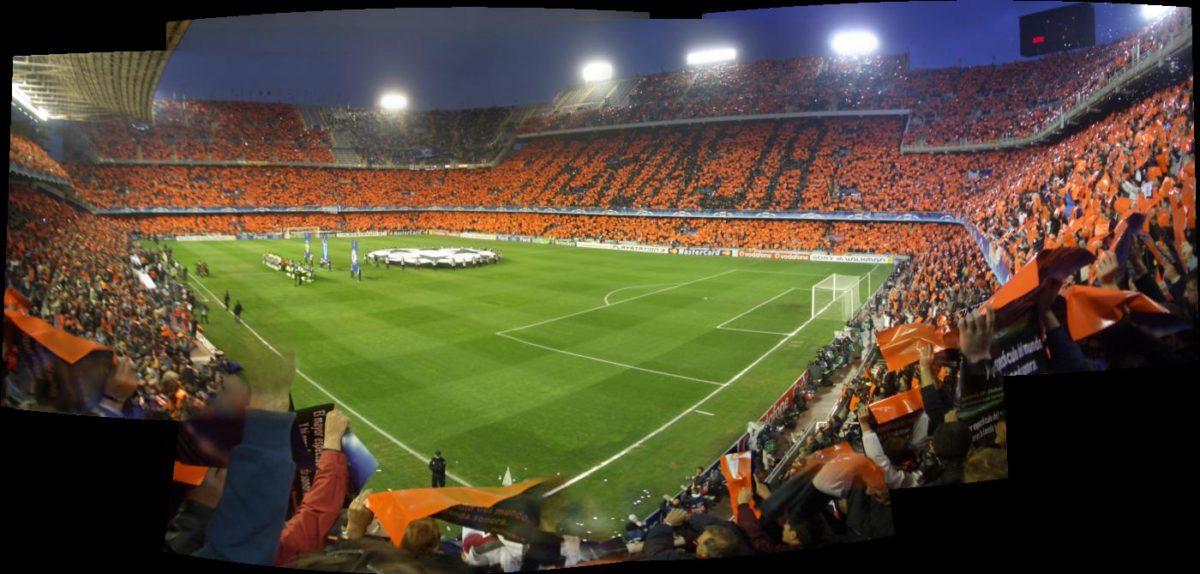Copa del Rey: Valencia CF-Real Betis już od 998 zł! (przelot+bilet na mecz+nocleg)