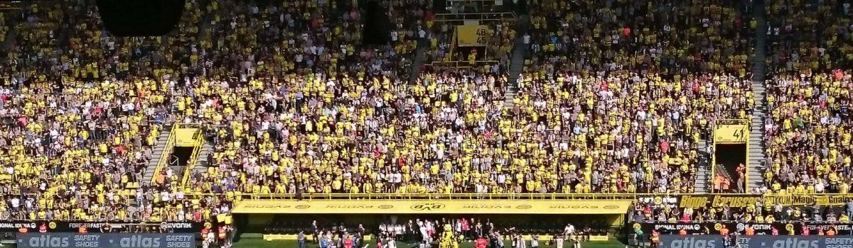 Bundesliga: Borussia Dortmund-Bayern Monachium już od 1543 zł! (transport+bilet na mecz/nocleg opcjonalny)