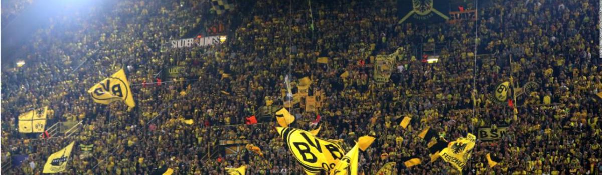 Bundesliga: Borussia Dortmund-Bayer 04 Leverkusen już od 802 zł! (transport+bilet na mecz/nocleg opcjonalny)