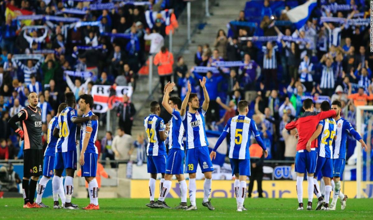 La Liga: RCD Espanyol-Real Sociedad już od 944 zł! (przelot+bilet na mecz+nocleg)