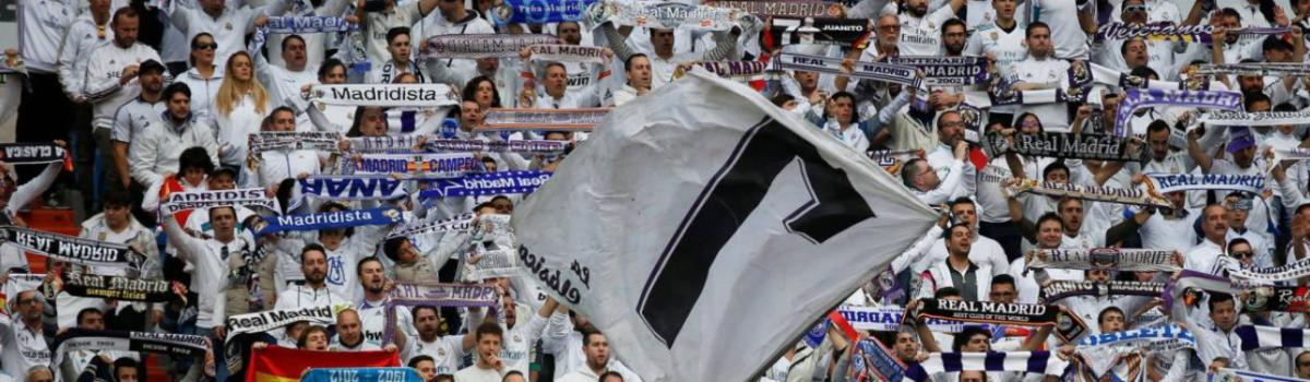 La Liga: Real Madryt-Real Valladolid CF już od 1206 zł! (przelot+bilet na mecz+nocleg)