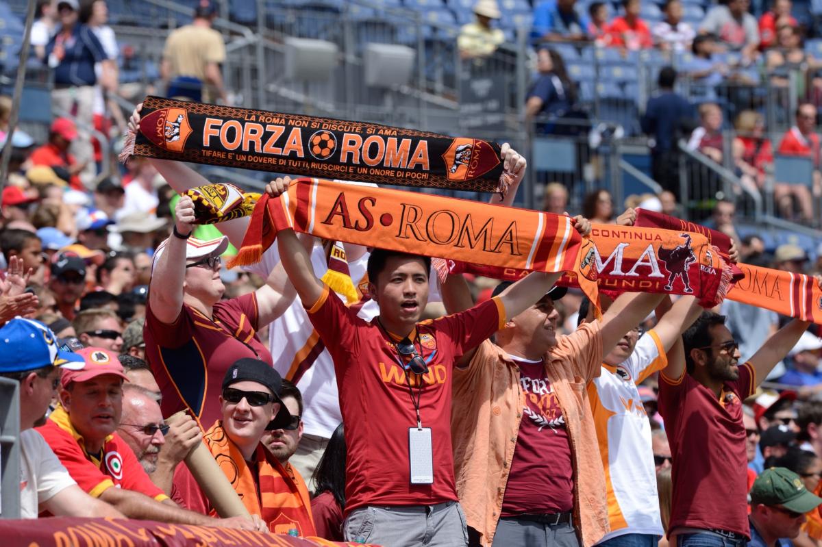 Serie A: AS Roma-Atalanta Bergamo już od 587 zł! (przelot+bilet na mecz+nocleg)