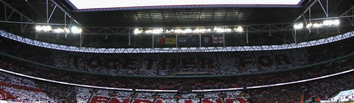 Międzynarodowe towarzyskie: Anglia-Dania już od 420 zł! (przelot+bilet na mecz+nocleg)