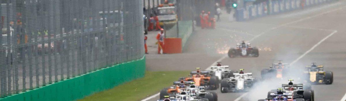 Formuła 1: Grand Prix Włoch już od 1198 zł! (transport+bilet na wyścig+nocleg)