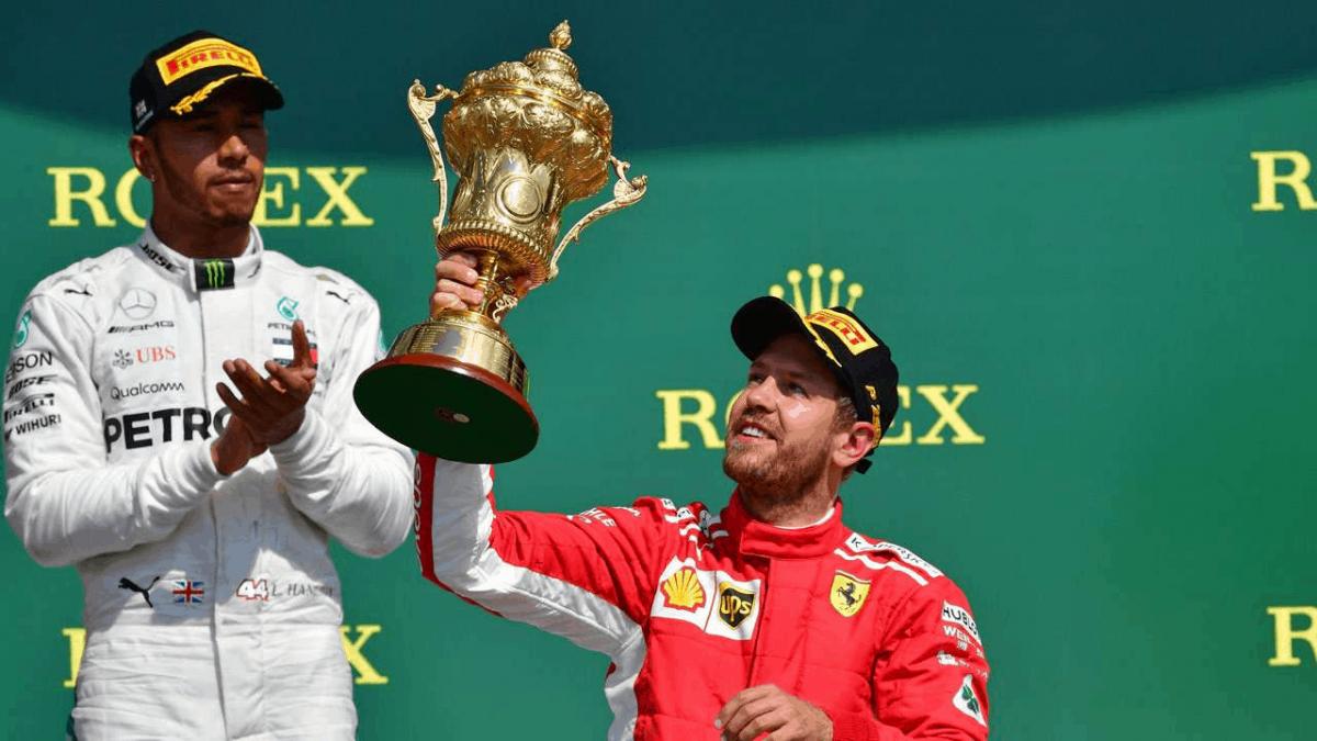 Formuła 1: Grand Prix Wielkiej Brytanii już od 1835 zł! (przelot+bilet na wyścig+nocleg)