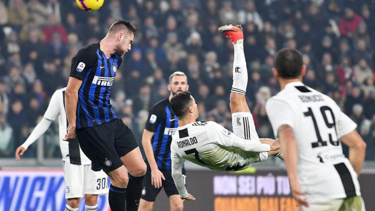 Serie A: Juventus FC-Inter Mediolan już od 2567 zł! (przelot+bilet na mecz+trzydniowy nocleg)
