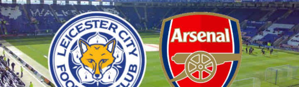 Premier League: Leicester City-Arsenal FC już od 1058 zł! (przelot+bilet na mecz+nocleg)