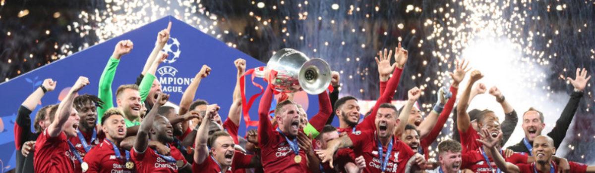 Champions League: Liverpool FC-SSC Napoli już od 1444 zł! (przelot+bilet na mecz+nocleg)