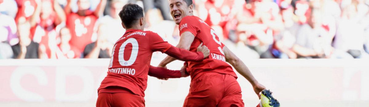 Champions League: Bayern Monachium-Olympiakos SFP już od 622 zł! (transport+bilet na mecz/nocleg opcjonalny)