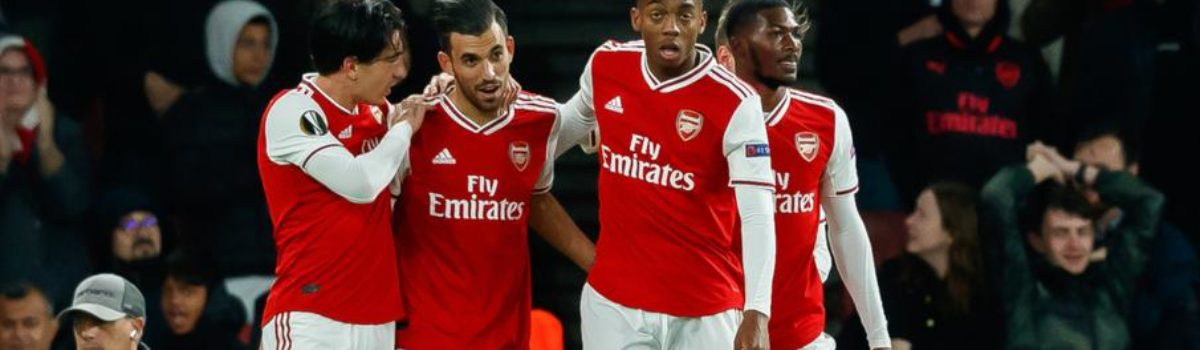 Europa League: Arsenal FC-Vitória SC już od 642 zł! (przelot+bilet na mecz+nocleg)