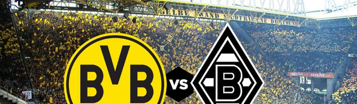 DFB Pokal: Borussia Dortmund-Borussia Mönchengladbach już od 703 zł! (przelot+bilet na mecz+dwa noclegi)