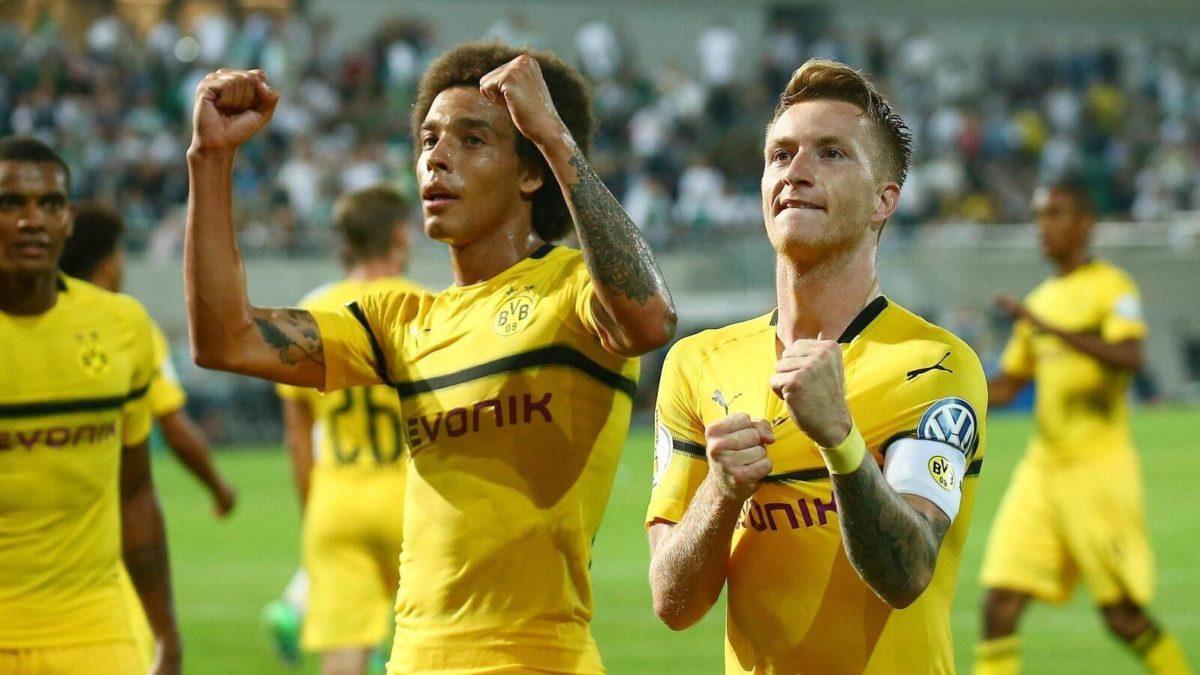 Bundesliga: Borussia Dortmund-SC Paderborn już od 663 zł! (transport+bilet na mecz+nocleg)