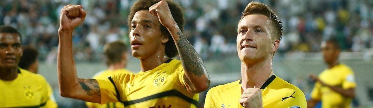 Bundesliga: Borussia Dortmund-Fortuna Düsseldorf już od 809 zł! (przelot+bilet na mecz+nocleg)