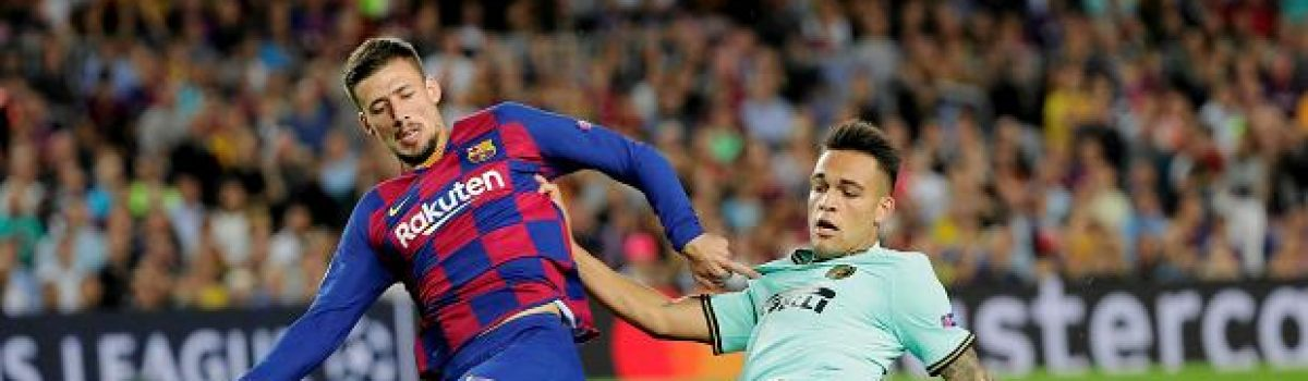 Champions League: Inter Mediolan-FC Barcelona już od 937 zł! (przelot+bilet na mecz+nocleg)