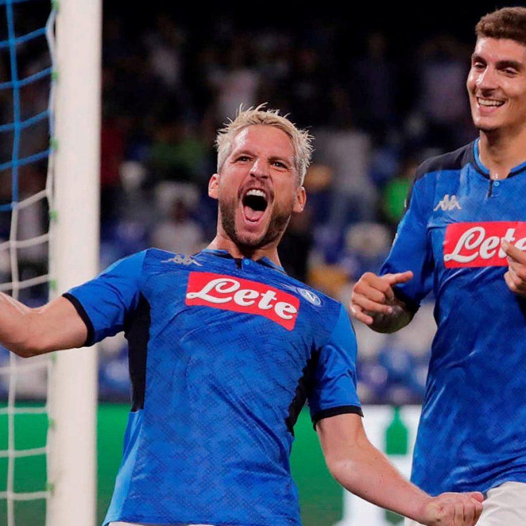 Champions League: SSC Napoli-Red Bull Salzburg już od 795 zł! (przelot+bilet na mecz+dwa noclegi)
