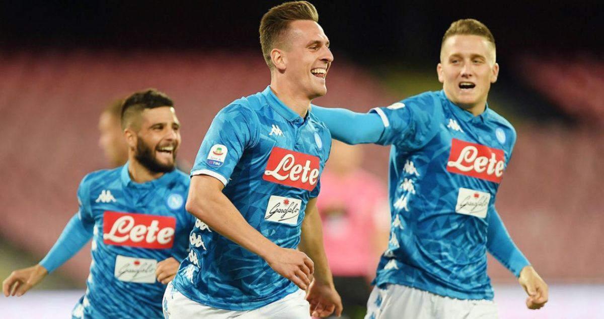 Serie A: SSC Napoli-Torino FC już od 1006 zł! (przelot+bilet na mecz+nocleg)