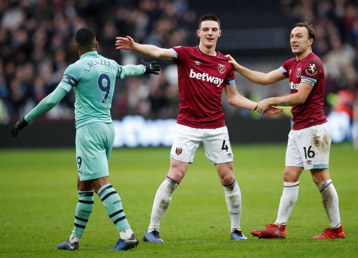 Premier League: West Ham United-Arsenal FC już od 591 zł! (przelot+bilet na mecz+nocleg)