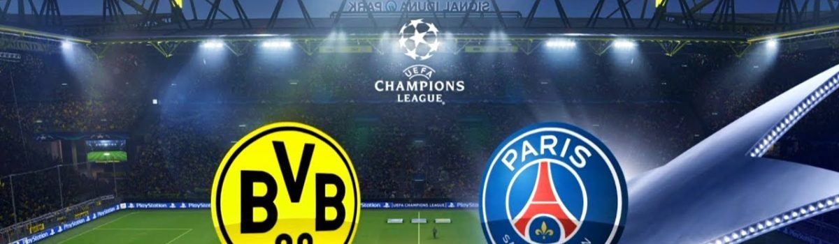 Champions League: Borussia Dortmund-Paris Saint-Germain już od 1223 zł! (przelot+bilet na mecz+nocleg)