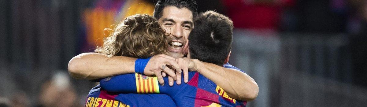 La Liga: FC Barcelona-Real Sociedad już od 1251 zł! (przelot+bilet na mecz+nocleg)