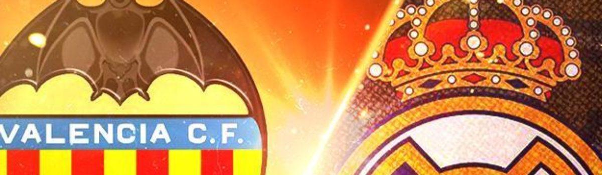 La Liga: Valencia CF-Real Madryt już od 1023 zł! (przelot+bilet na mecz+dwa noclegi)