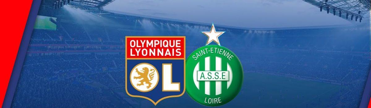 Ligue 1: Olympique Lyon-AS Saint-Etienne już od 875 zł! (przelot+bilet na mecz+nocleg)