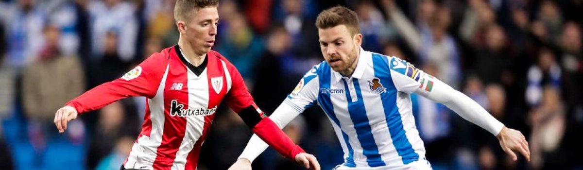 La Liga: Real Sociedad-Athletic Bilbao już od 973 zł! (przelot+bilet na mecz+trzy noclegi)