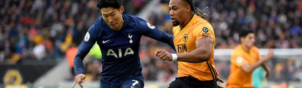 Premier League: Tottenham Hotspur-Wolverhampton Wanderers już od 688 zł! (przelot+bilet na mecz+nocleg)