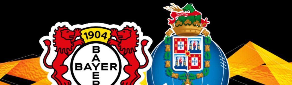 Europa League: Bayer 04 Leverkusen-FC Porto już od 693 zł! (przelot+bilet na mecz+nocleg)