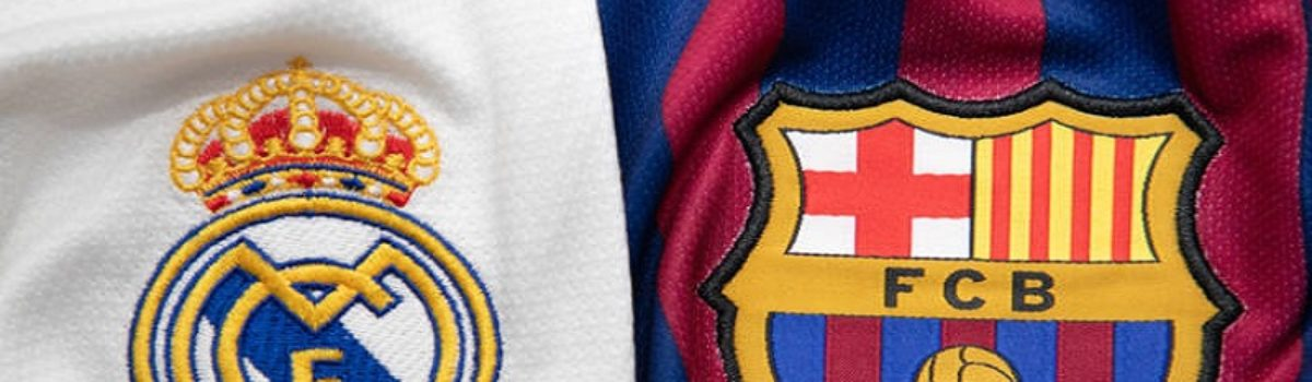 La Liga: Real Madryt-FC Barcelona już od 2250 zł! (przelot+bilet na mecz+nocleg)