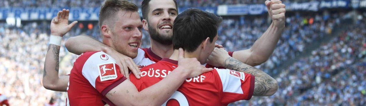 Bundesliga: Fortuna Düsseldorf-Hertha BSC już od 366 zł! (przelot+bilet na mecz+nocleg)