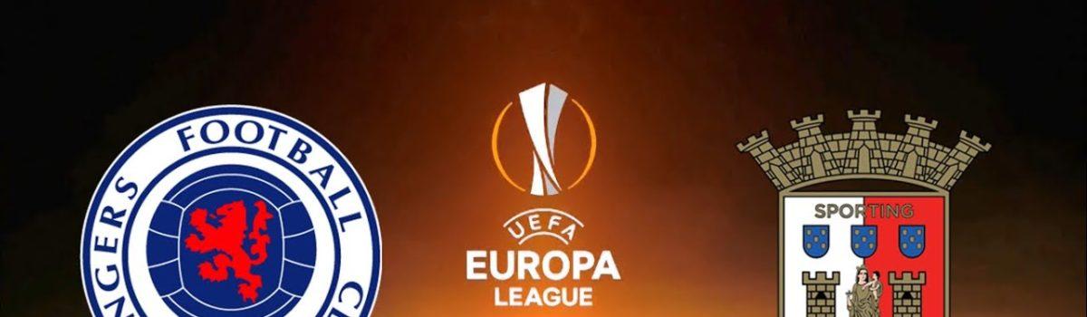 Europa League: Rangers FC-SC Braga już od 674 zł! (przelot+bilet na mecz+dwa noclegi)