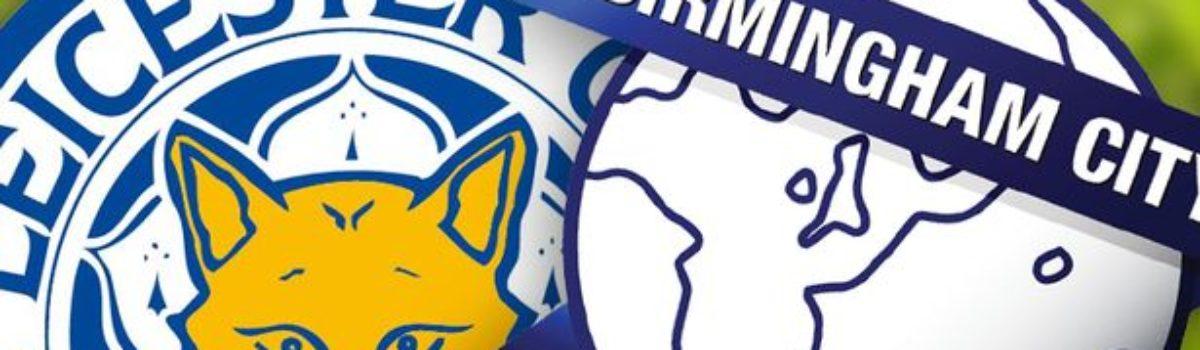 FA Cup: Leicester City-Birmingham City już od 512 zł! (przelot+bilet na mecz+nocleg)