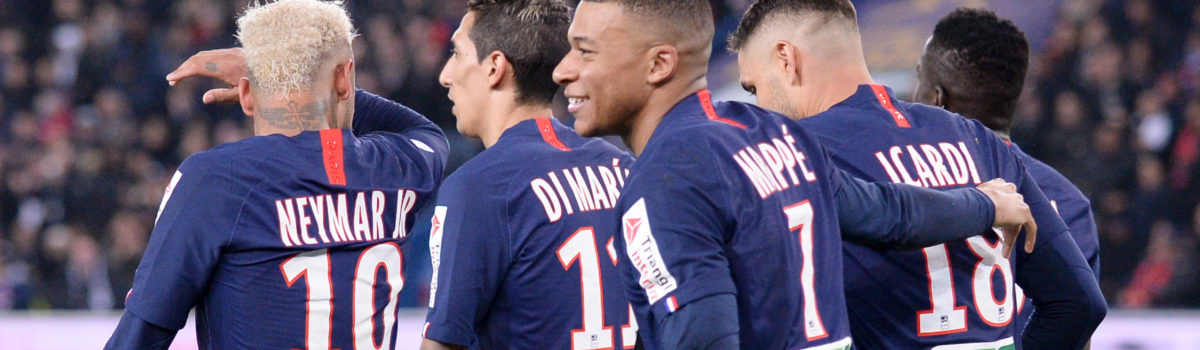 Ligue 1: Paris Saint Germain-Girondins Bordeaux już od 625 zł! (przelot+bilet na mecz+nocleg)