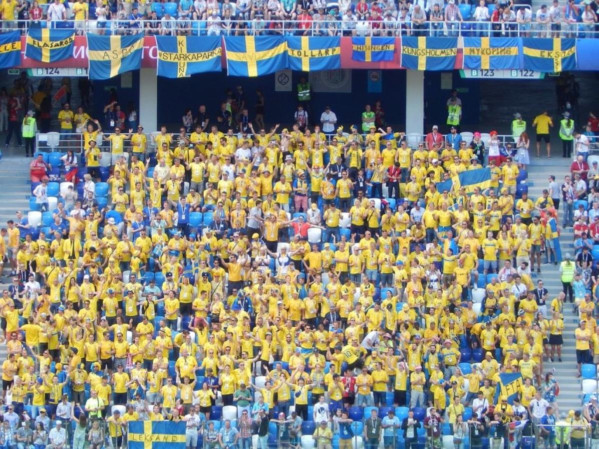 Międzynarodowe towarzyskie: Szwecja-Rosja już od 436 zł! (przelot+bilet na mecz+nocleg)